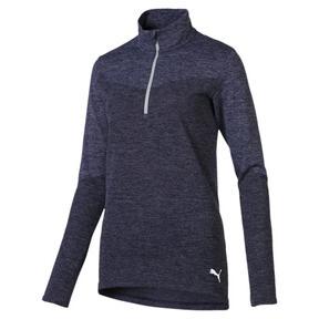 evoKNIT Women's 1/4 Zip Pullover