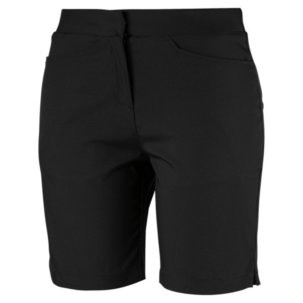 Pounce Women's Golf Bermudas, Puma Black, large