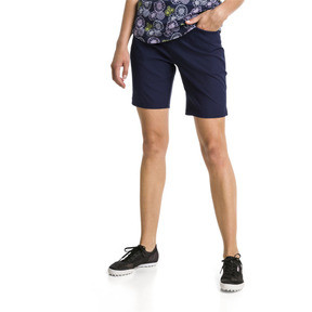 Thumbnail 1 of Pounce Women's Golf Bermudas, Peacoat, medium