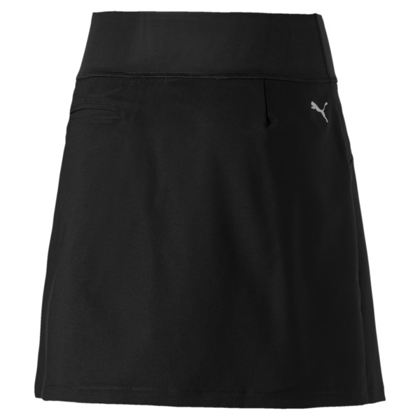 PWRSHAPE 18 Inch Women's Golf Skirt, Puma Black, large