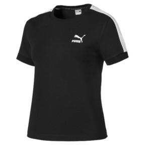 T-shirt moulant Classics T7, femme