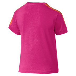Thumbnail 4 of Classics Tight T7 Women's Tee, Fuchsia Purple, medium
