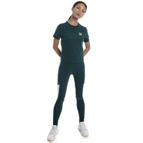 Thumbnail 3 van Classics Tight T7 T-shirt voor dames, Ponderosa Pine, medium