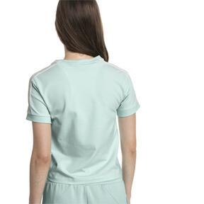 Thumbnail 3 van Classics Tight T7 T-shirt voor dames, Fair Aqua, medium