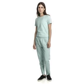 Thumbnail 5 van Classics Tight T7 T-shirt voor dames, Fair Aqua, medium