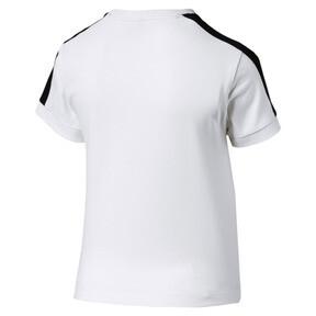 Miniaturka 5 Klasyczna wąska koszulka damska T7, Puma White-black, średnie