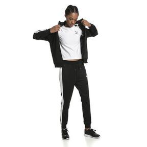Miniaturka 3 Klasyczna wąska koszulka damska T7, Puma White-black, średnie
