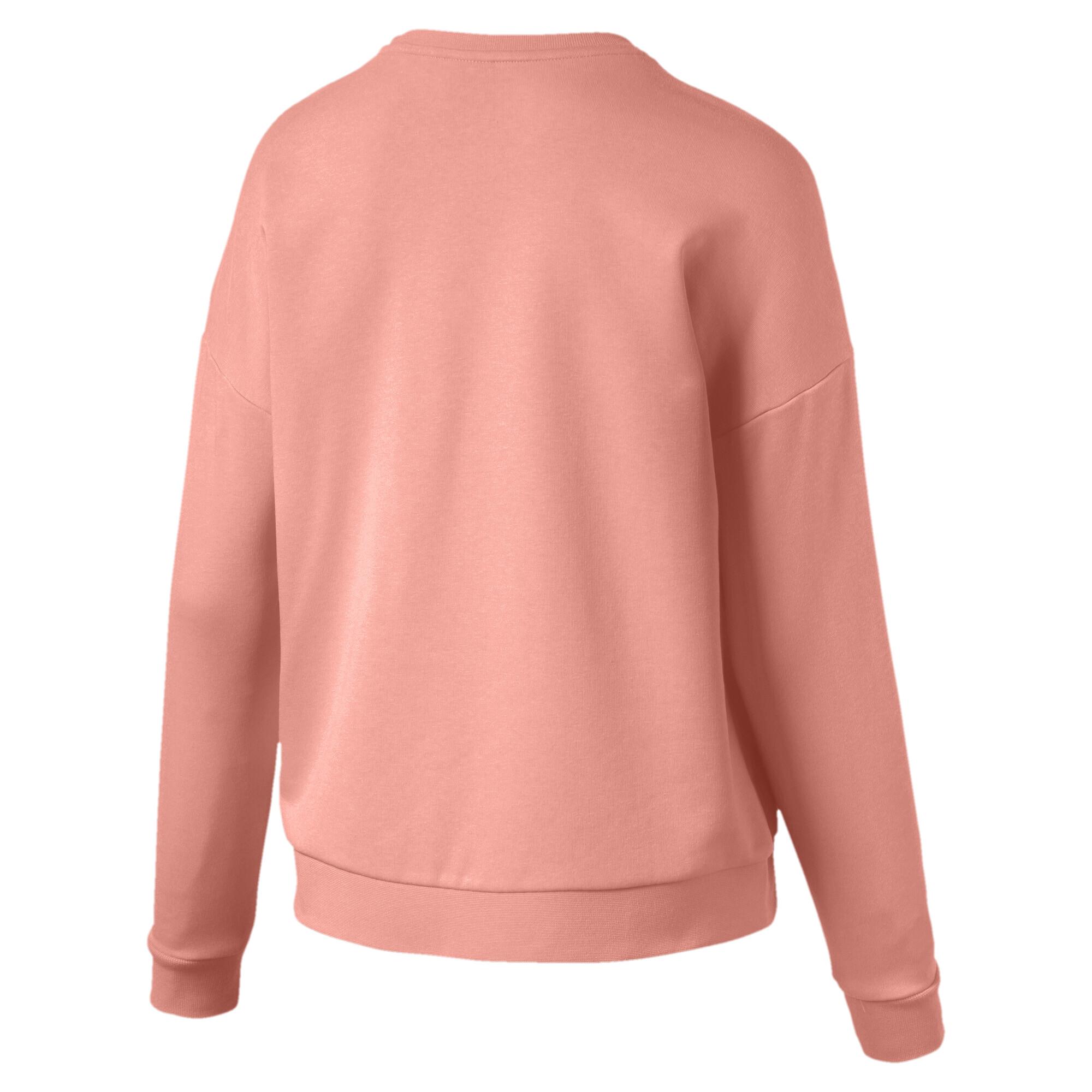 Image Puma Classics Logo Women's Crewneck Sweatshirt #3