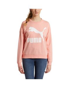Image Puma Classics Logo Women's Crewneck Sweatshirt