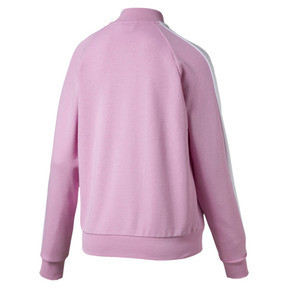 Thumbnail 2 of Classics T7 Women's Track Jacket, Pale Pink, medium