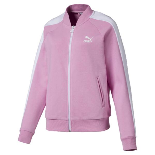 Classics T7 Women's Track Jacket, Pale Pink, large