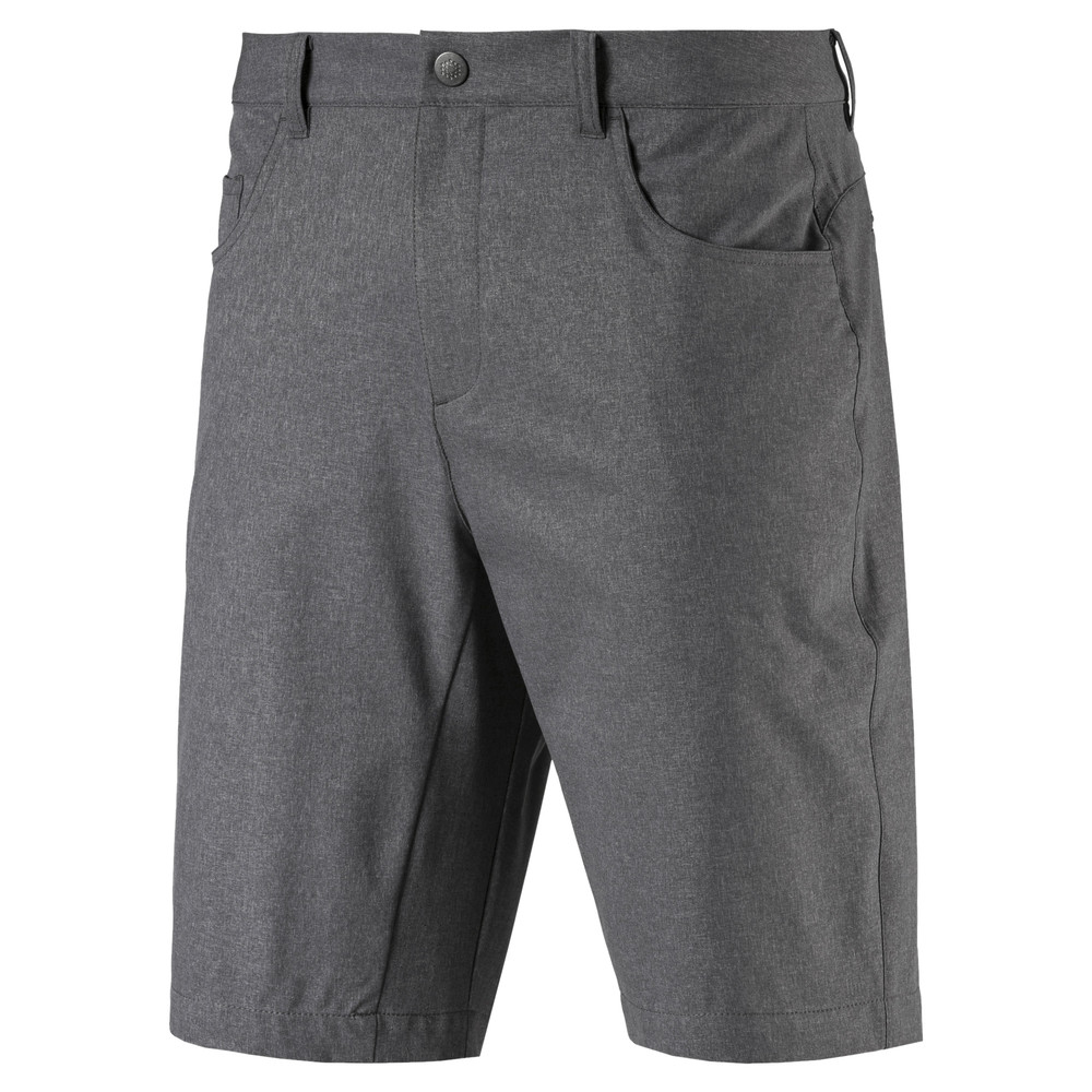 Image PUMA Jackpot 5 Pocket Heather Men's Golf Shorts #1