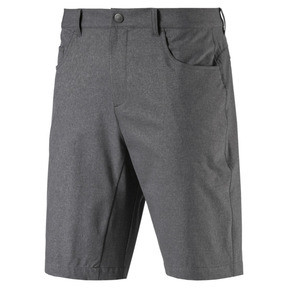 Thumbnail 4 of Jackpot 5 Pocket Heather Men's Golf Shorts, QUIET SHADE, medium