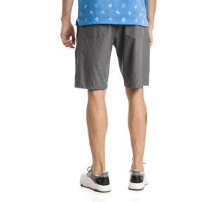 Thumbnail 2 of Jackpot 5 Pocket Heather Men's Golf Shorts, QUIET SHADE, medium