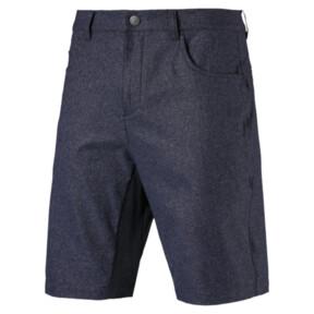 Shorts de golf con 5 bolsillos de hombre Jackpot Heather