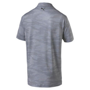 Thumbnail 2 of Volition Men's Signature Polo, QUIET SHADE, medium