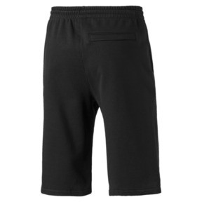 "Thumbnail 5 of Classics Logo 12"" Men's Shorts, Cotton Black, medium"