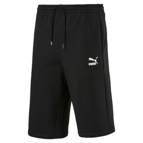 "Thumbnail 4 of Classics Logo 12"" Men's Shorts, Cotton Black, medium"