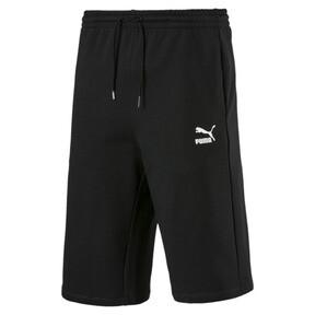 """Thumbnail 4 of Classics Men's 12"""" Logo Shorts, Cotton Black, medium"""