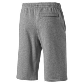 "Thumbnail 5 of Classics Logo 12"" Men's Shorts, Medium Gray Heather, medium"