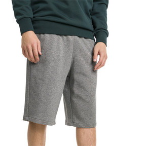 "Thumbnail 1 of Classics Logo 12"" Men's Shorts, Medium Gray Heather, medium"