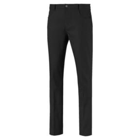 Pantalones tejidos de golf con 5 bolsillos de hombre Jackpot