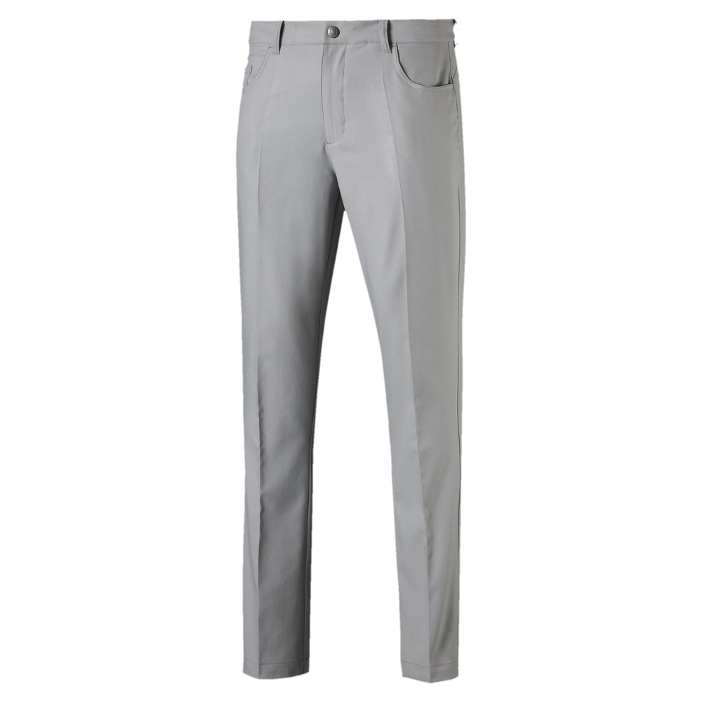 Image Puma Jackpot 5 Pocket Men's Golf Pants #1