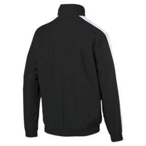 Thumbnail 4 of Iconic Men's Woven T7 Track Jacket, Puma Black, medium