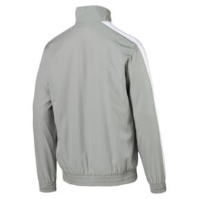 Thumbnail 4 of Iconic T7 Woven Men's Track Jacket, Limestone, medium