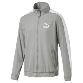 Iconic T7 Woven Men's Track Jacket