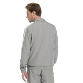 Thumbnail 3 of Iconic T7 Woven Men's Track Jacket, Limestone, medium