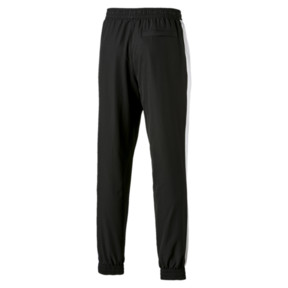 Thumbnail 4 of Iconic T7 Track Pants Woven, Puma Black, medium