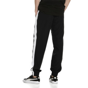 Thumbnail 5 of Iconic T7 Track Pants Woven, Puma Black, medium