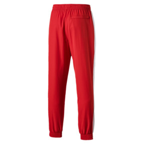 Thumbnail 3 of Iconic T7 Track Pants Woven, High Risk Red, medium
