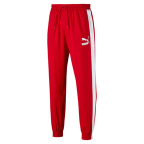 Thumbnail 1 of Iconic T7 Track Pants Woven, High Risk Red, medium