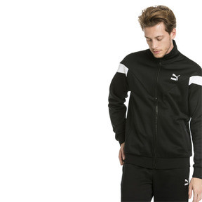 Thumbnail 2 of Iconic MCS Track Jacket, Puma Black, medium