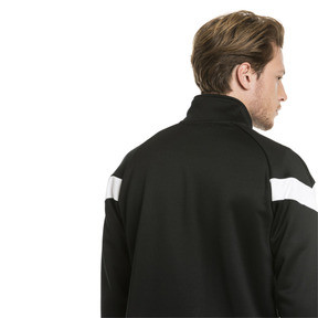 Thumbnail 3 of Iconic MCS Track Jacket, Puma Black, medium