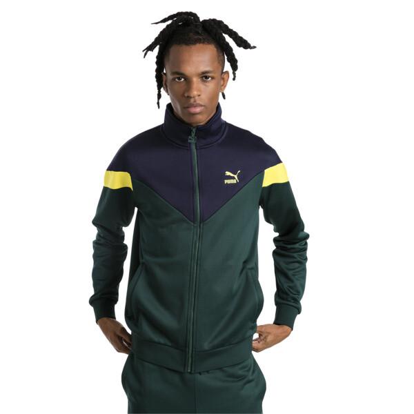 Iconic MCS Track Jacket, Ponderosa Pine, large