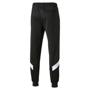 Thumbnail 4 of Iconic MCS Men's Track Pants, Puma Black -1, medium
