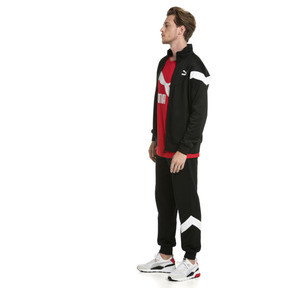 Thumbnail 5 of Iconic MCS Men's Track Pants, Puma Black -1, medium