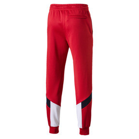 Thumbnail 4 of Iconic MCS Men's Track Pants, High Risk Red, medium