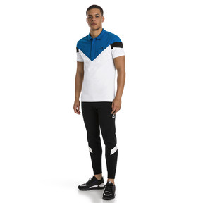 Thumbnail 5 of Polo Iconic MCS Slim pour homme, Puma White, medium