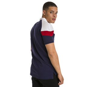 Thumbnail 2 of Iconic MCS Slim Men's Polo, Peacoat, medium