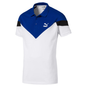 Thumbnail 1 of Iconic MCS Men's Slim Polo, Puma White, medium