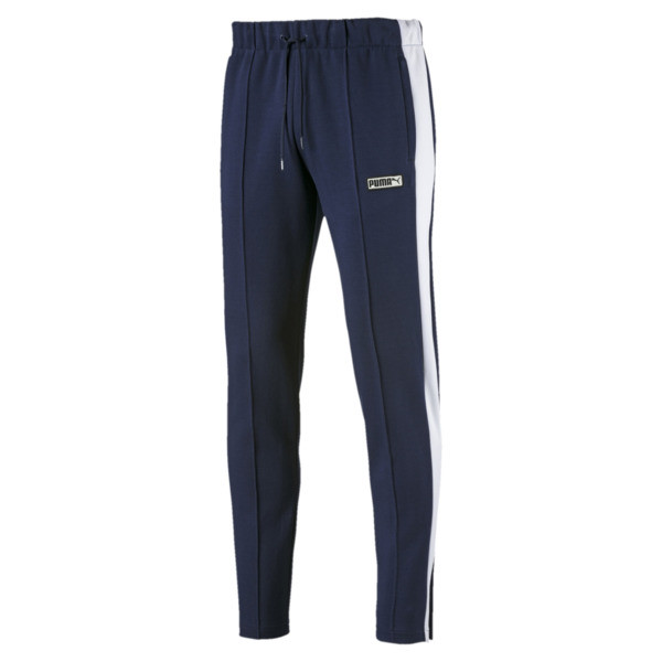 Iconic T7 Spezial Men's Track Pants, Peacoat, large