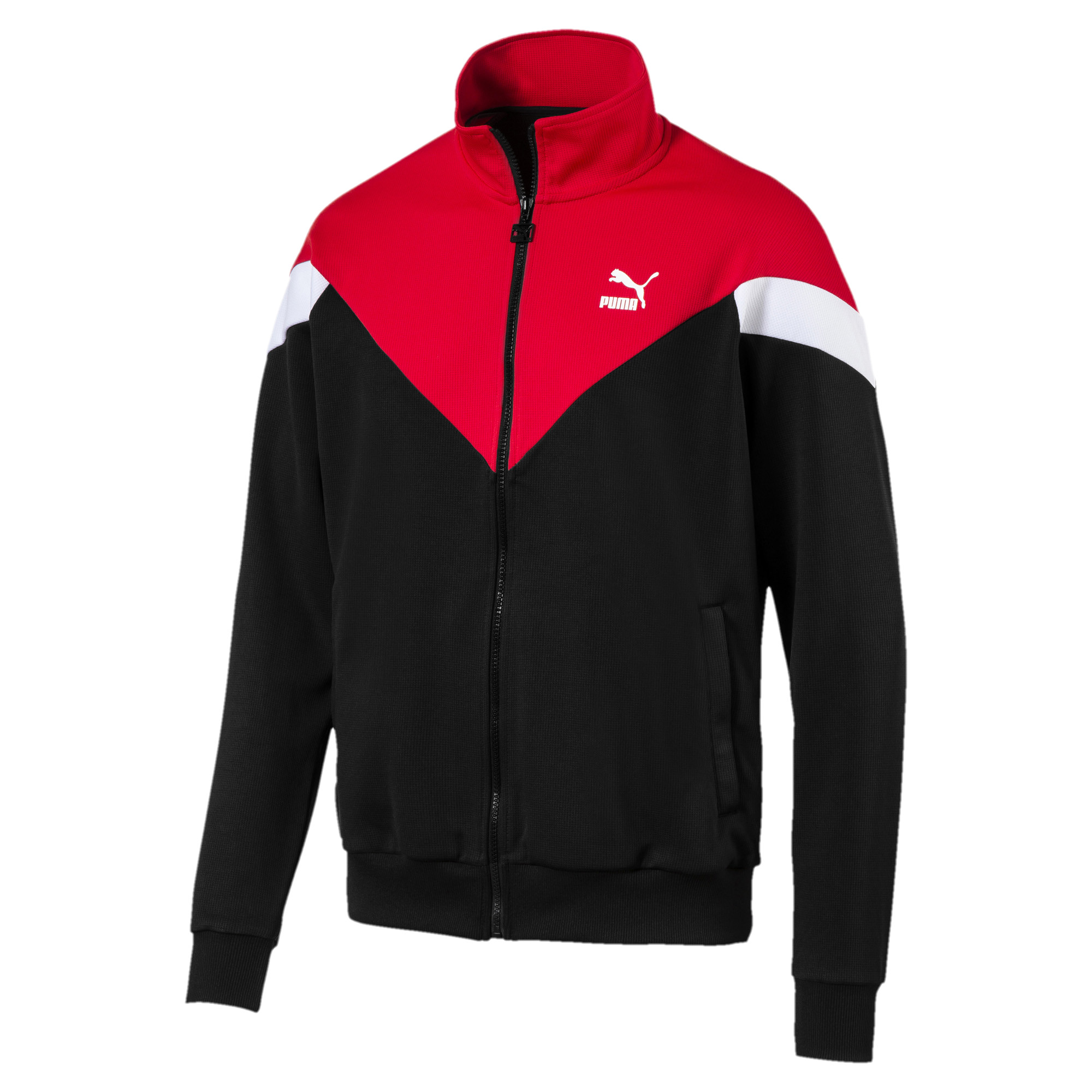 Image Puma Iconic MCS Mesh Men's Track Jacket #4
