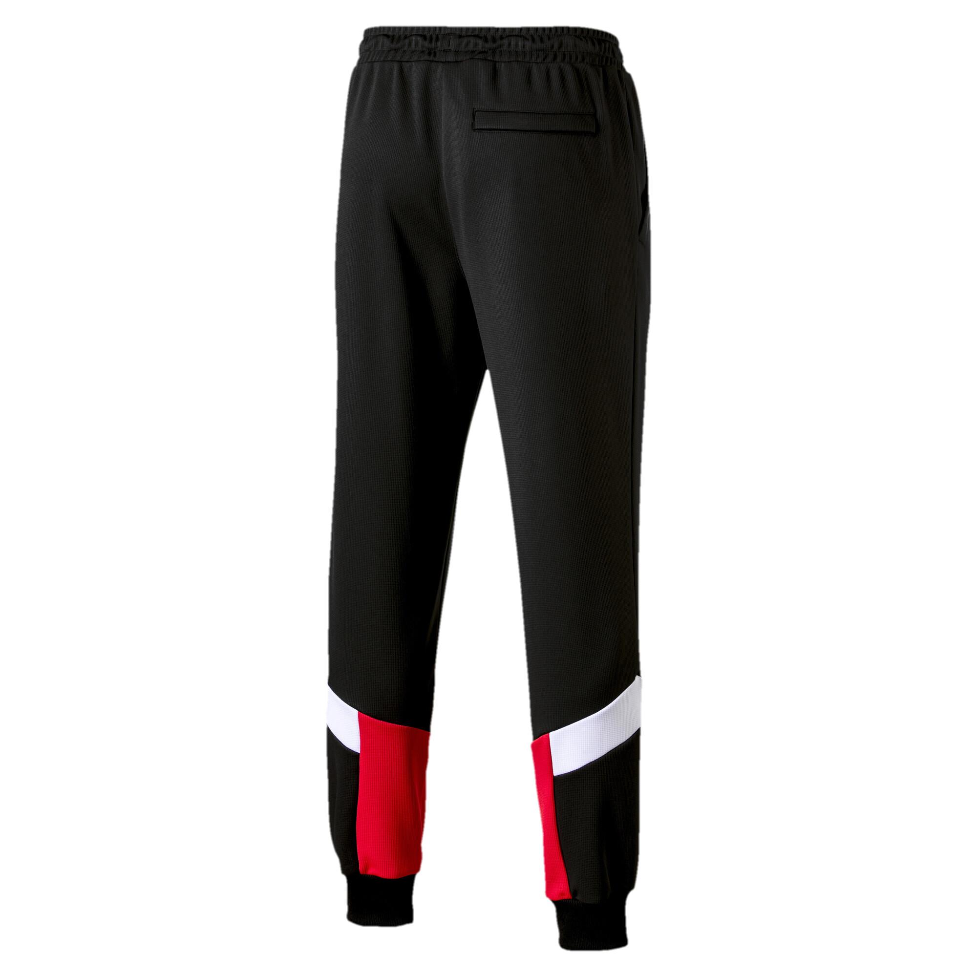 Image Puma Iconic MCS Mesh Knitted Men's Track Pants #5