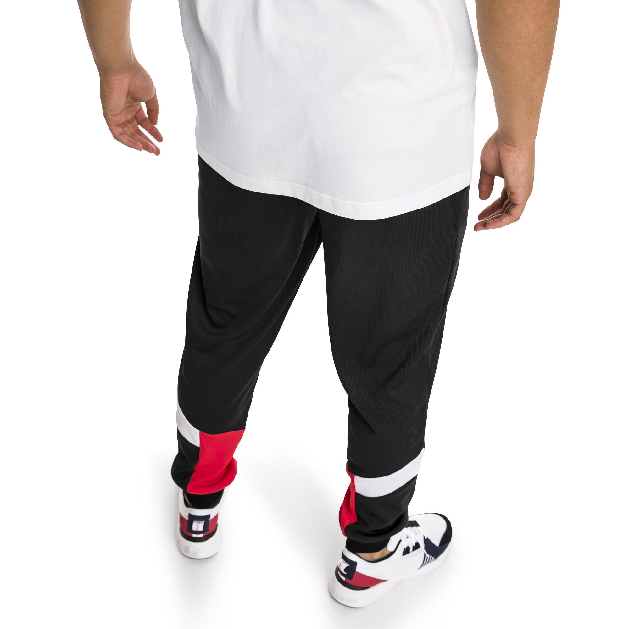 Image Puma Iconic MCS Mesh Knitted Men's Track Pants #2