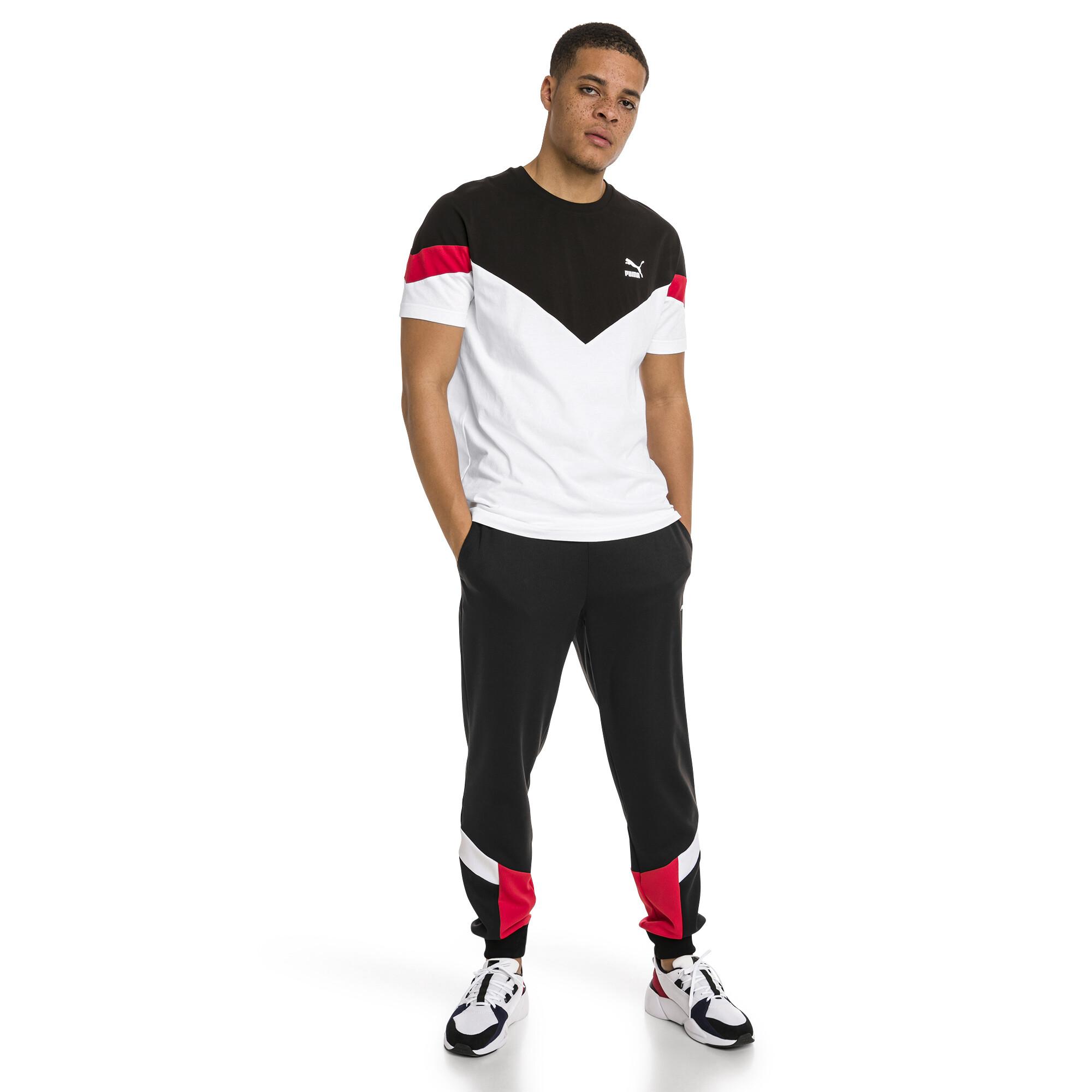 Image Puma Iconic MCS Mesh Knitted Men's Track Pants #3