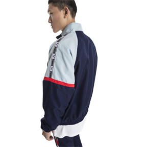 Thumbnail 3 of XTG Woven Men's Jacket, Peacoat, medium
